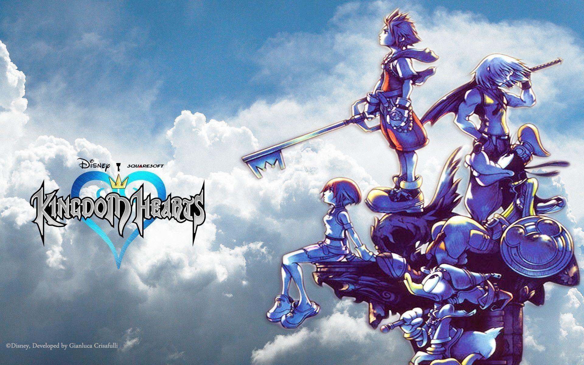 10 Most Popular Kingdom Hearts Wallpaper Hd Full Hd 1080p For Pc Desktop Kingdom Hearts Wallpaper Heart Wallpaper Hd Kingdom Hearts