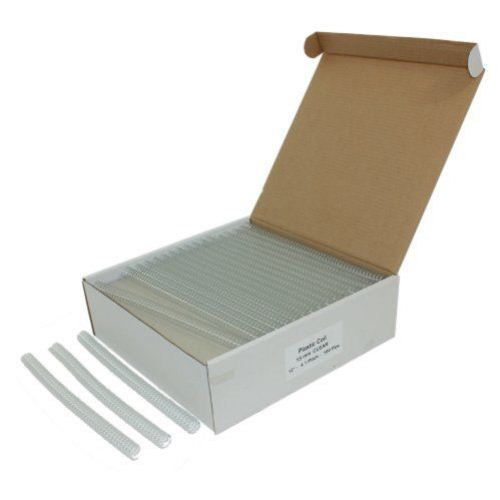 This 15mm Clear Spiral Binding Coil Is Designed For Use In