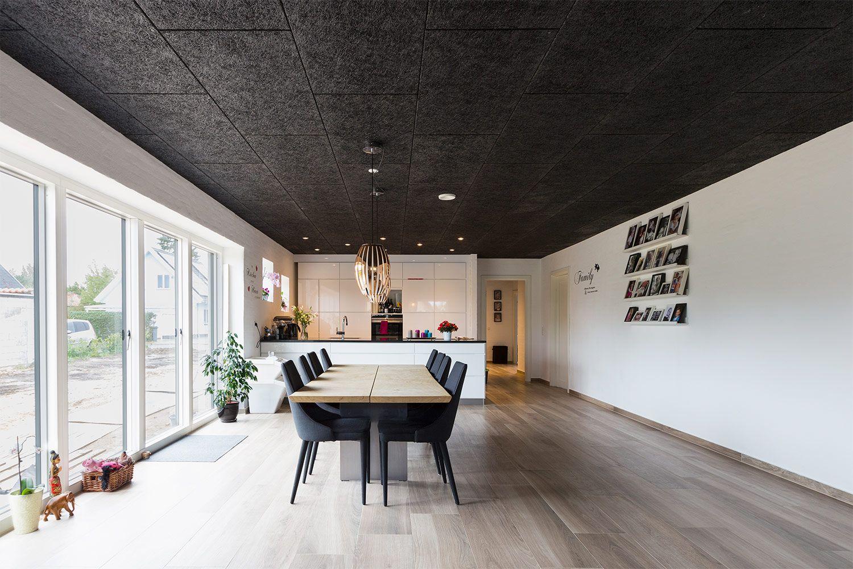 Pannelli Fibra Di Legno pannelli fonoassorbenti in fibra di legno | huse, loft, murværk