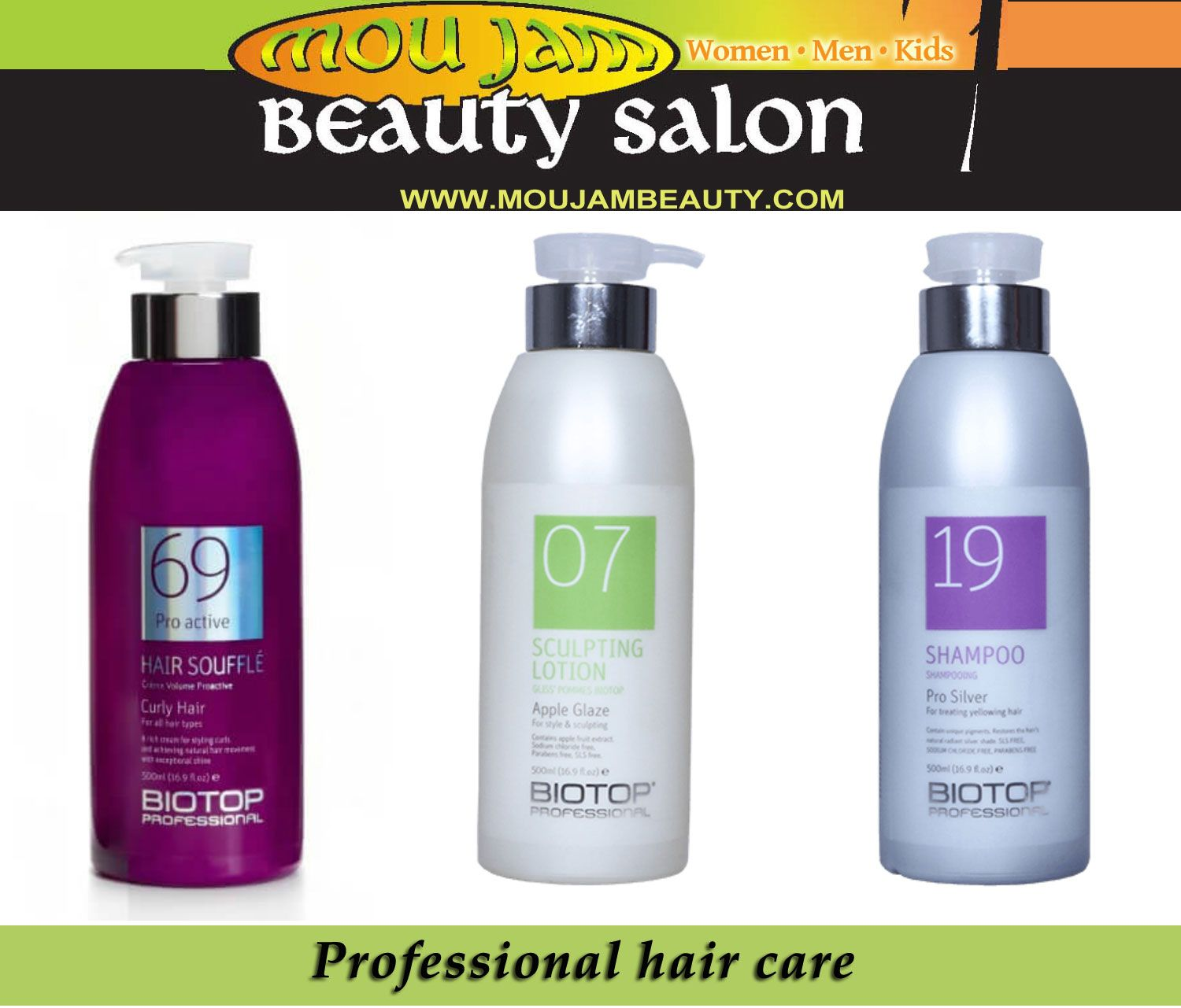 Pin by Mou Jam Beauty Salon on Mou Jam Hair Products (With