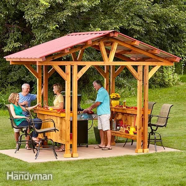 22 Free Diy Gazebo Plans Ideas To Build With Step By Step