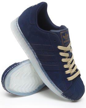 Cheap Adidas Superstar 80s Retro Basketball Shoes White Black Chalk