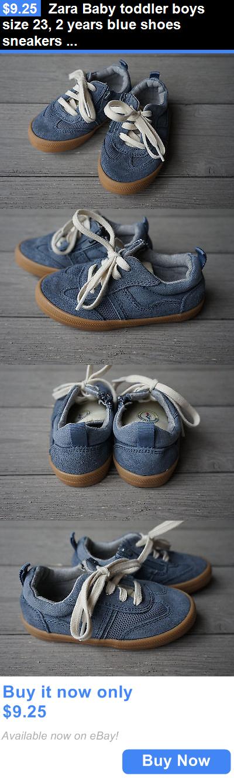 Baby Boy Shoes: Zara Baby Toddler Boys Size 23, 2 Years ...