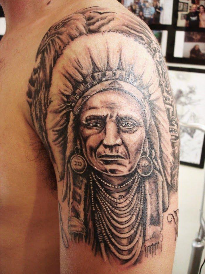 ▷ 1001 + modèles impressionnants du tatouage indien | tattoo