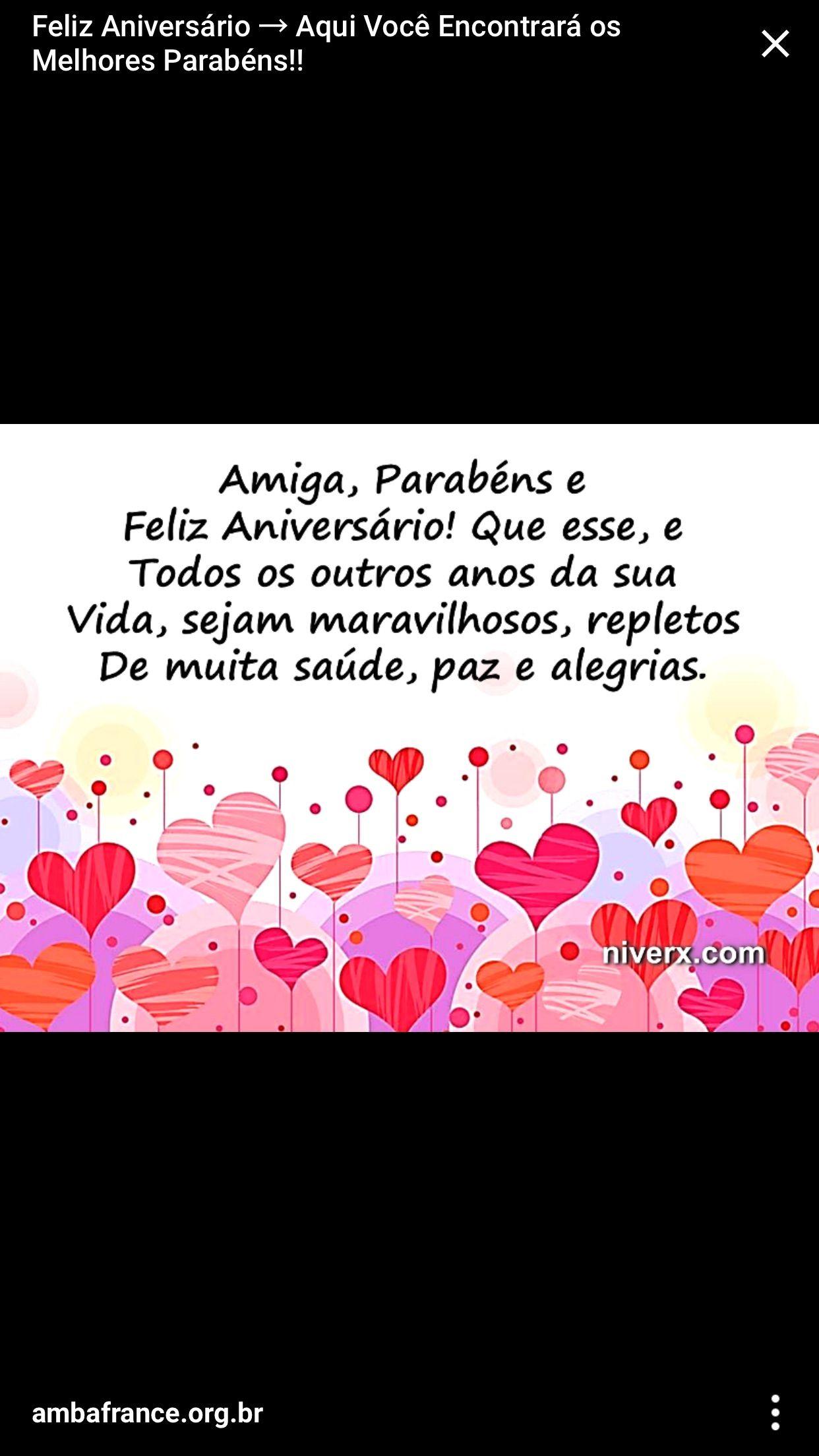 Pin De Maria Regina Em Happy Birthday Com Imagens Feliz