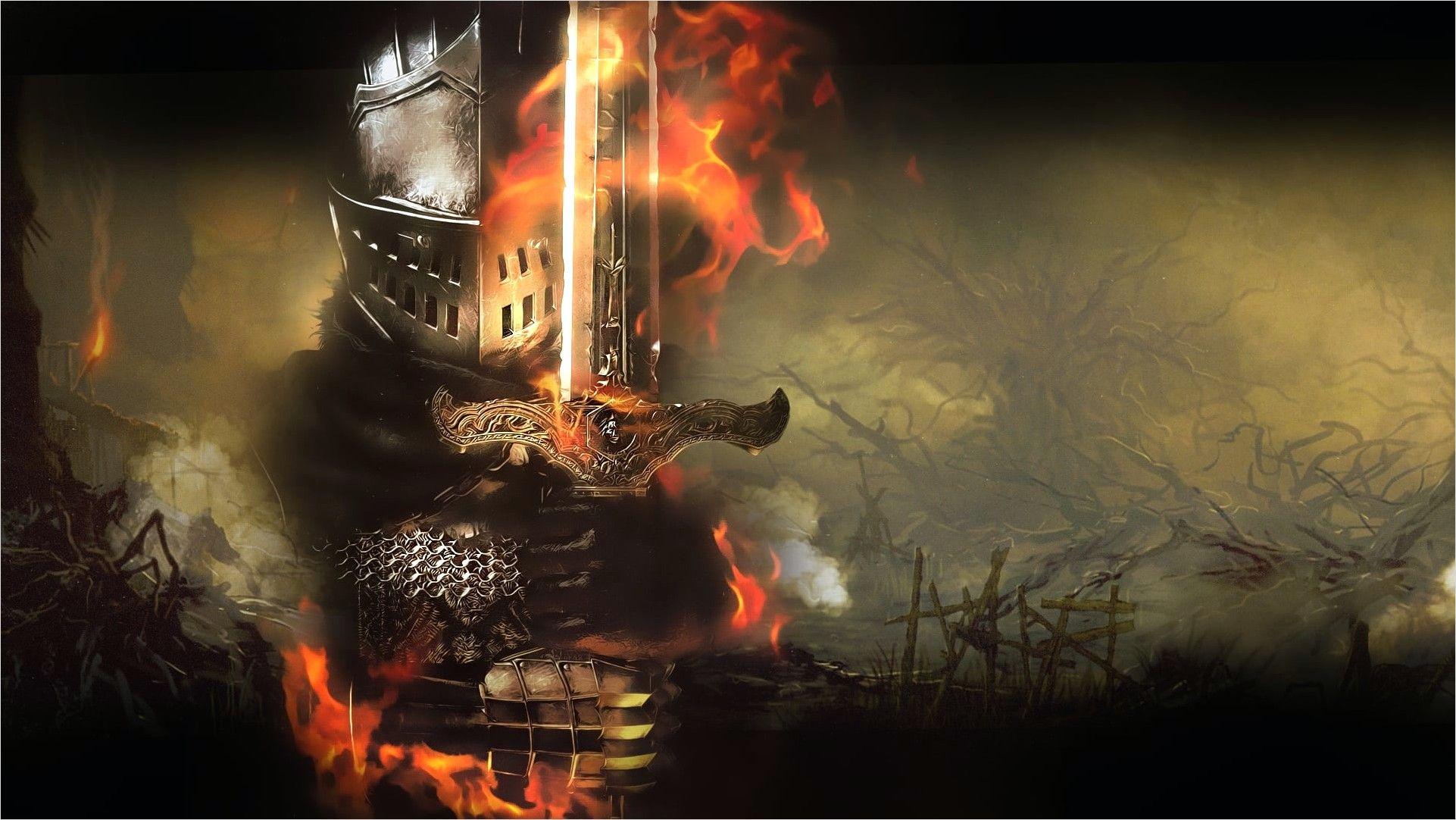 4k Darksouls 3 Wallpaper Dark Souls Dark Souls 3 Wall Canvas