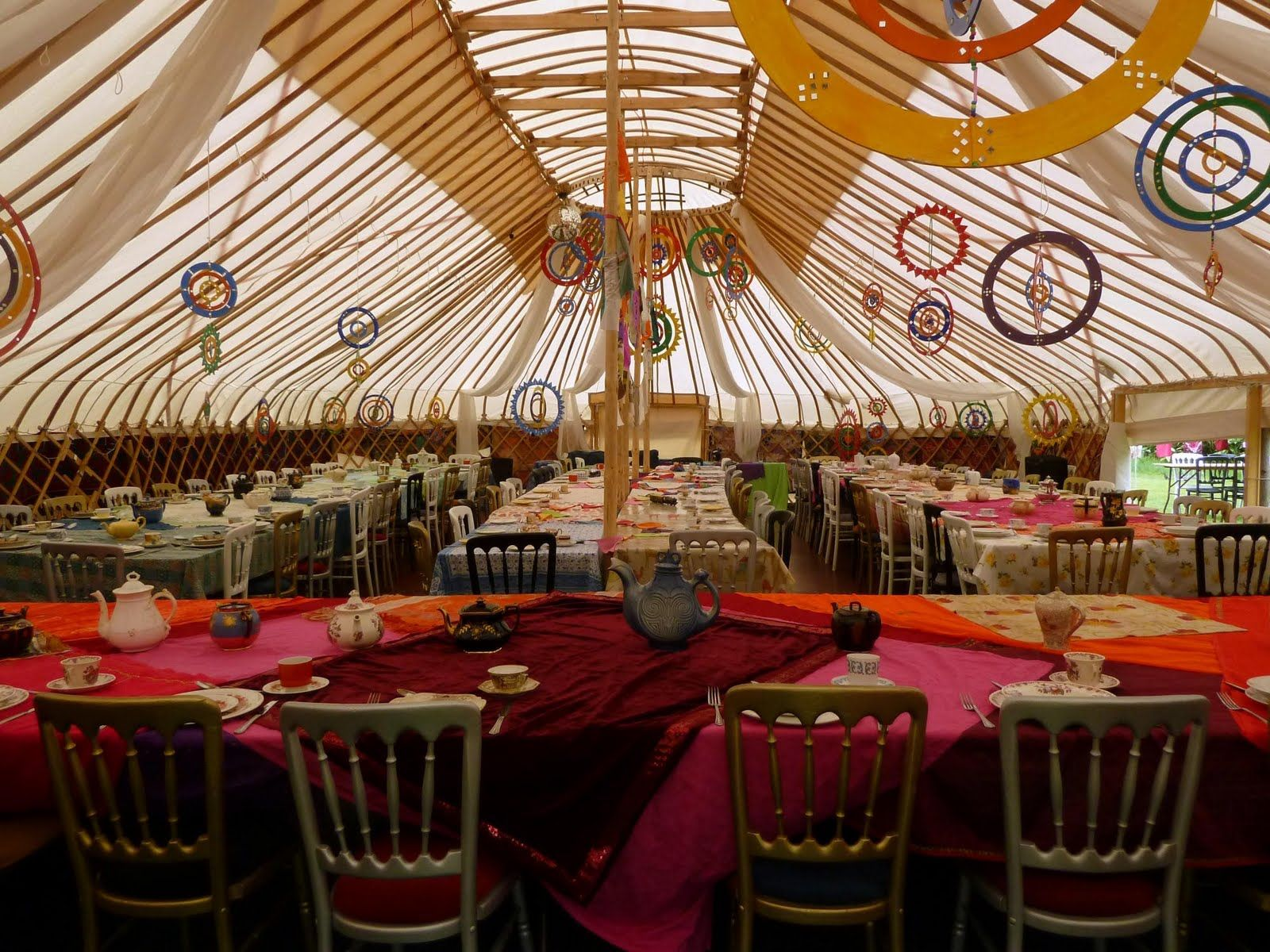 Red Kite Yurts Yurt Wedding On The West Coast Of Scotland Yurts