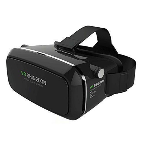 "#Virtual reality vr #shinecon vr box 3d  glasses movies games for 3.5""-6"" #phone,  View more on the LINK: 	http://www.zeppy.io/product/gb/2/172171256255/"
