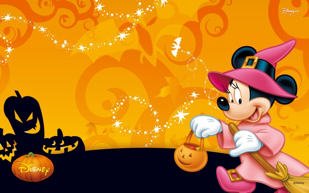 Sites Of Great Wallpapers Wallpaper Disney Halloween Disney Halloween Halloween Wallpaper Mickey Mouse Halloween