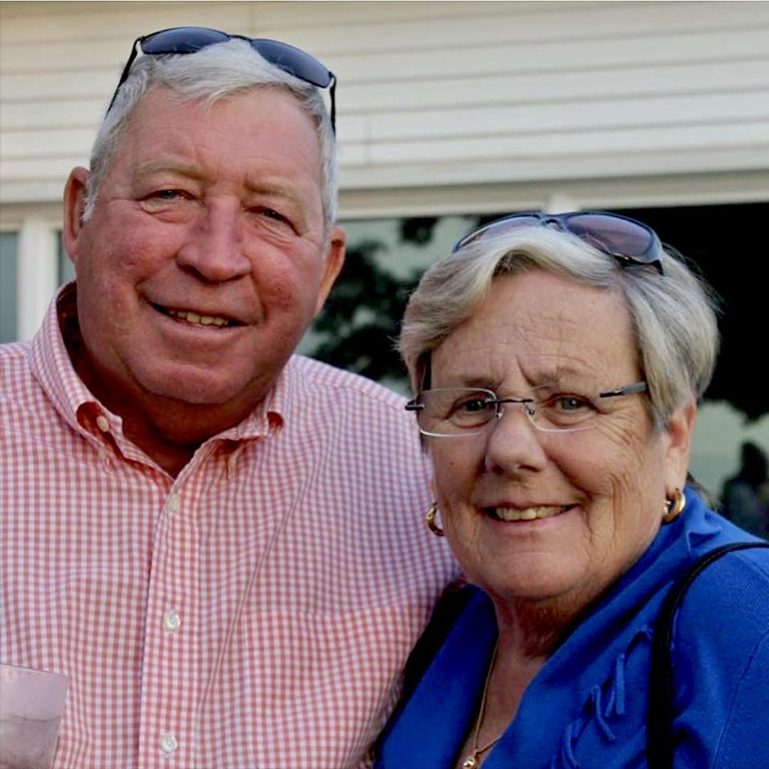 Former USWNT star Abby Wambach's parents, Pete and Judy Wambach, who