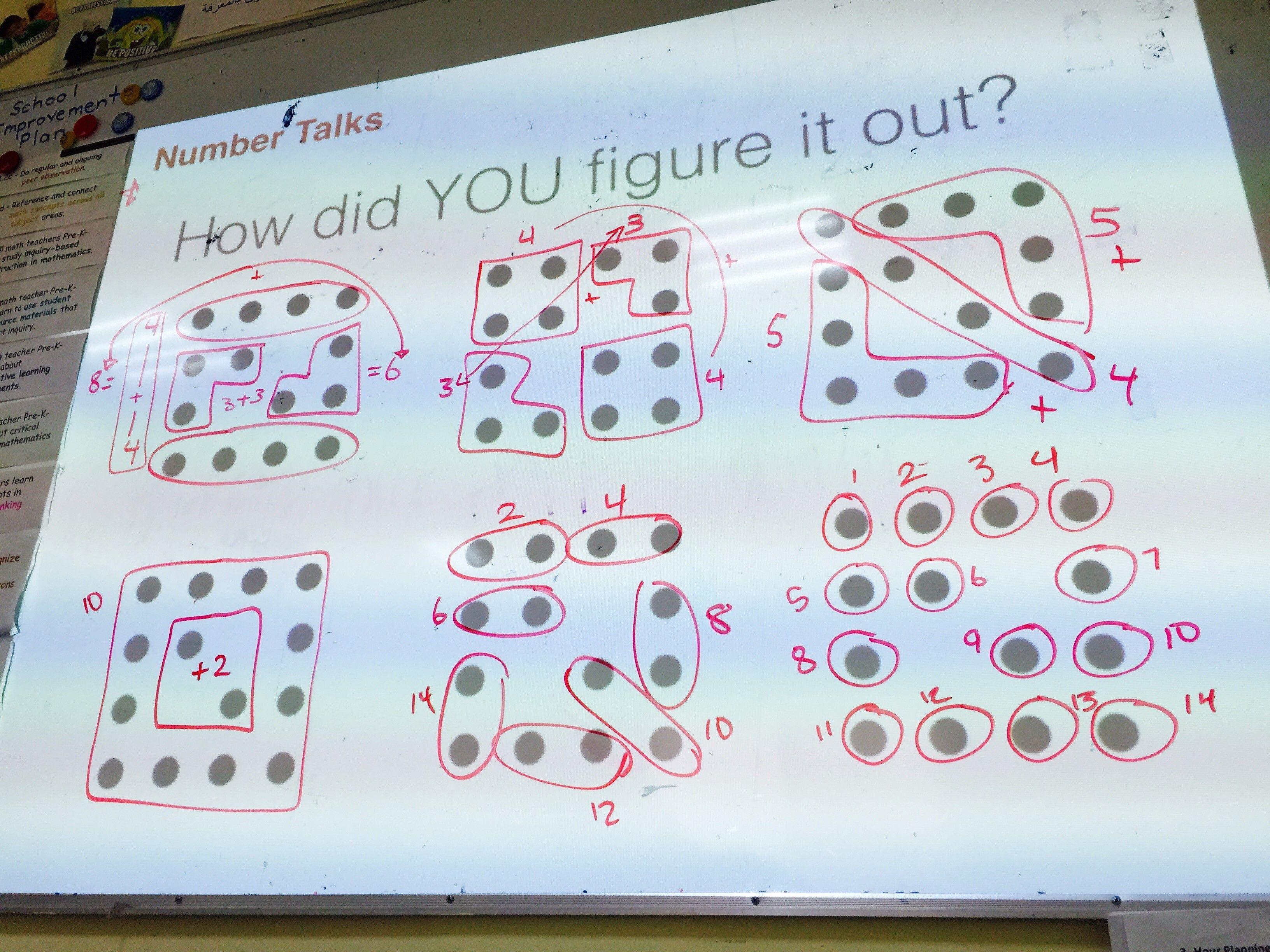 math workshop 8