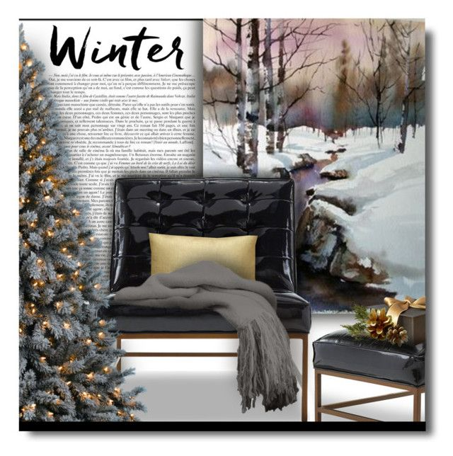 Winter Mitchell gold, Gold and Polyvore