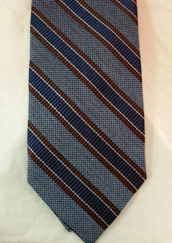 NWT$125 Altea Milano Italian Sartorial beautifiul Tie(regular size) #Altea #NeckTie