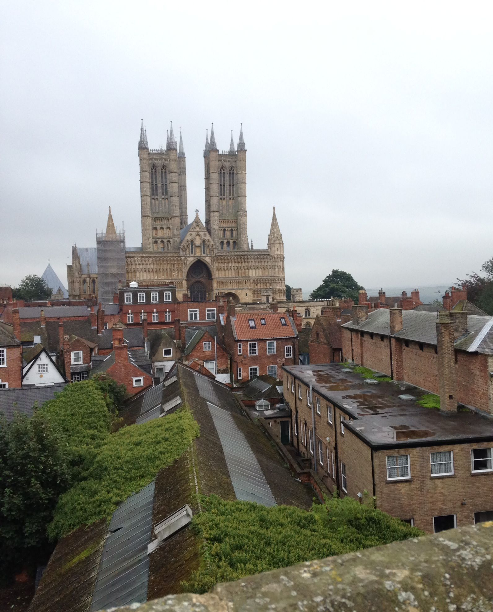 Cathedral from the Castle walls