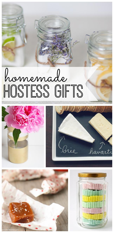 Homemade Hostess Gifts | Homemade, DIY Christmas and Christmas gifts
