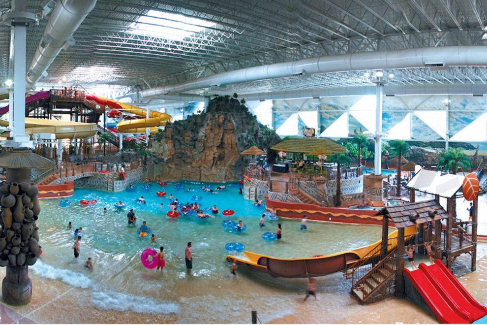 Vote Kalahari Resort Best Indoor Water Park Nominee
