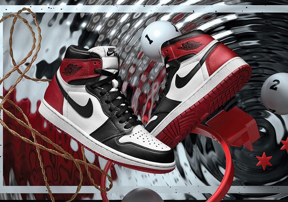 Air Jordan 1 Black Toe Nike SNKRS Japan