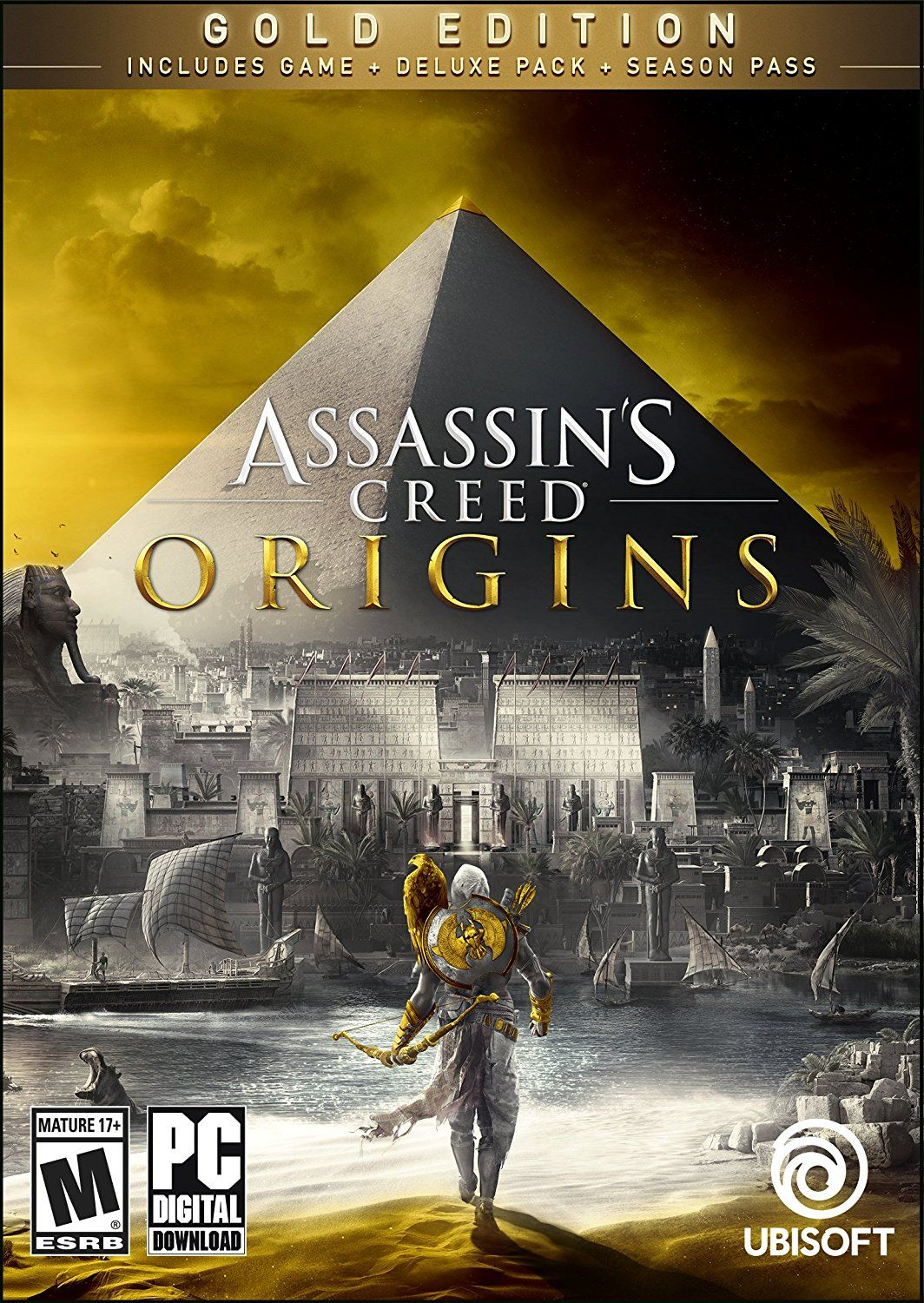 New Games Assassin S Creed Origins Pc Ps4 Xbox One