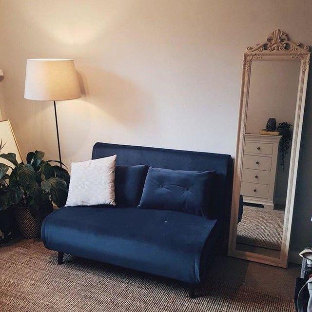 Best Haru Small Sofa Bed Marshmallow Grey In 2020 Small Sofa 640 x 480