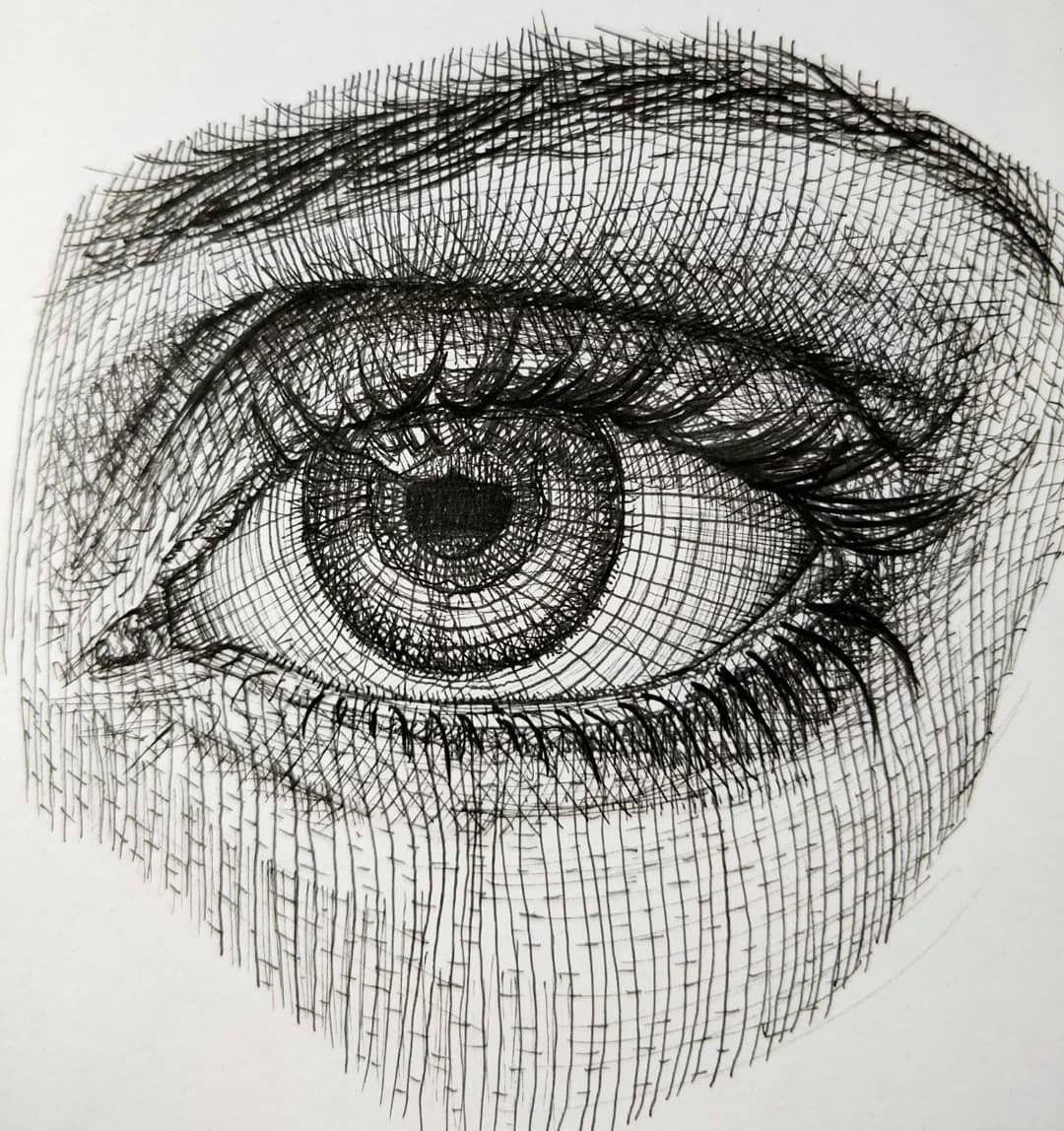 drawings of eyes - 736×782