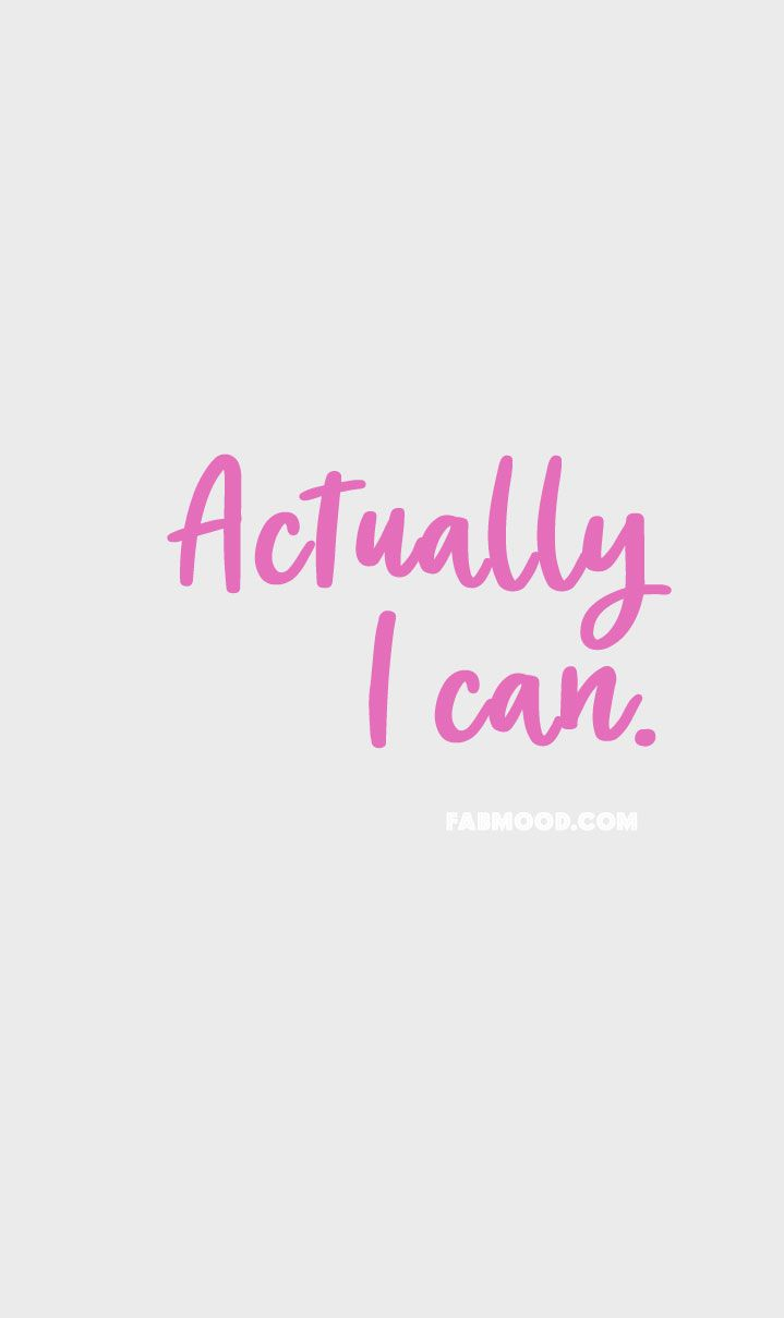 Actually I can - quotes