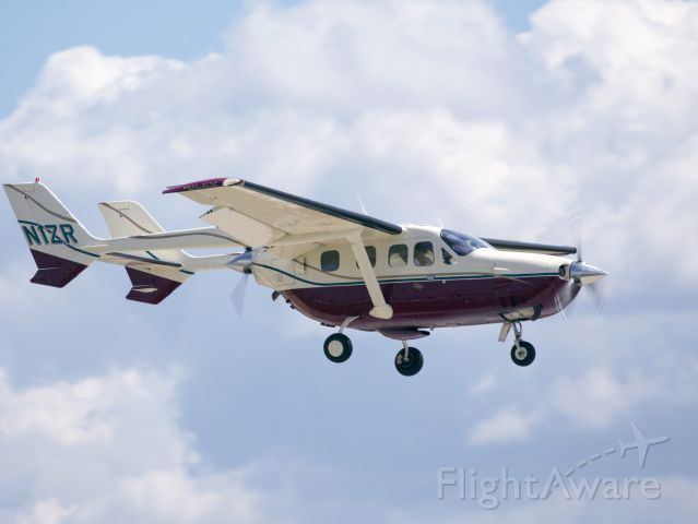 Cessna Super Skymaster (N1ZR) | Romeo | Aircraft, Fighter jets, Airplane