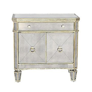 Pin By Npisg On Dining Room Mirrored Nightstand Dresser