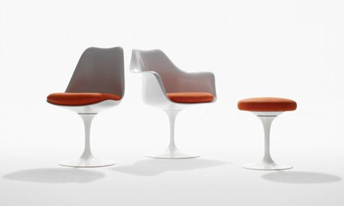 Tulip Chair -Eero Saarinen | Design, Sedia tulipano, Sedie
