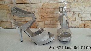 Scarpe da sposa e cerimonia Paola De Simone - Produzione e vendita a Napoli - ingrosso calzature