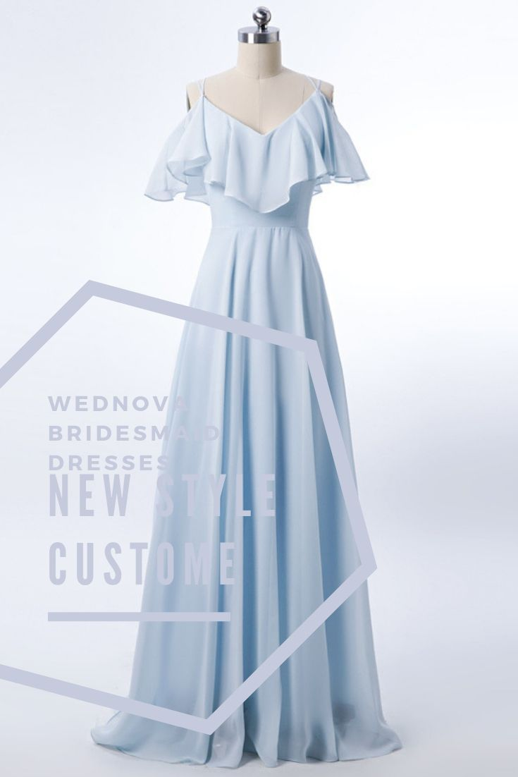 WedNova Bridesmaid Dresses Under $100, 80+ Colors and 5 Different Lengths Customization and Optionally Add Pockets.
