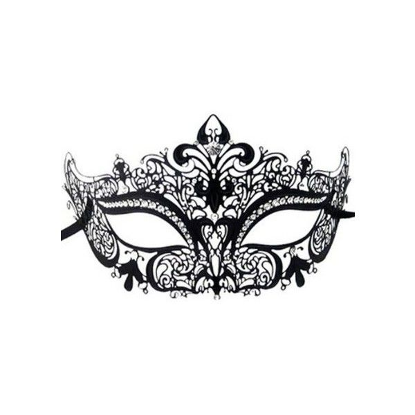 Delicate Venetian Style Silver Metal styled Mask Filigree Masquerade//Ball//Prom.