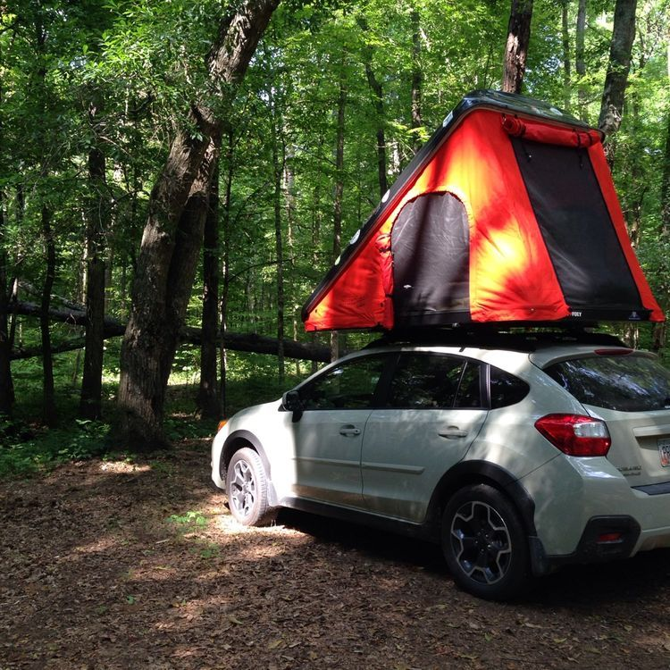 Pin by Kirk Binning on Crosstrek (With images) Roof top