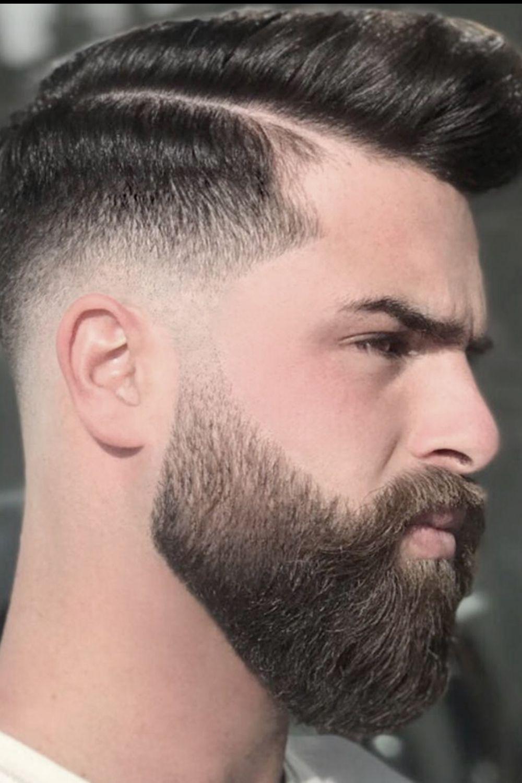 Long Faded Beard Men S Beard Grooming Secrets In 2020 Faded Beard Styles Hair And Beard Styles Beard Styles Short