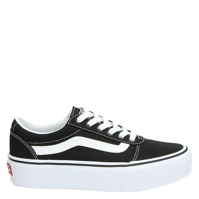 Vans Ward Platform - Lage sneakers voor dames - Multi ...