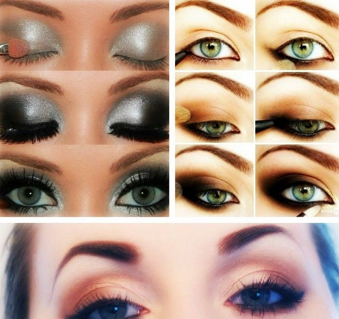 Everyday Neutral Smokey Eye Tutorial The Face Place