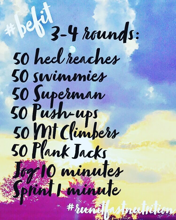 Monday Morning Workout Fitness Cardio Health Workout Exercise