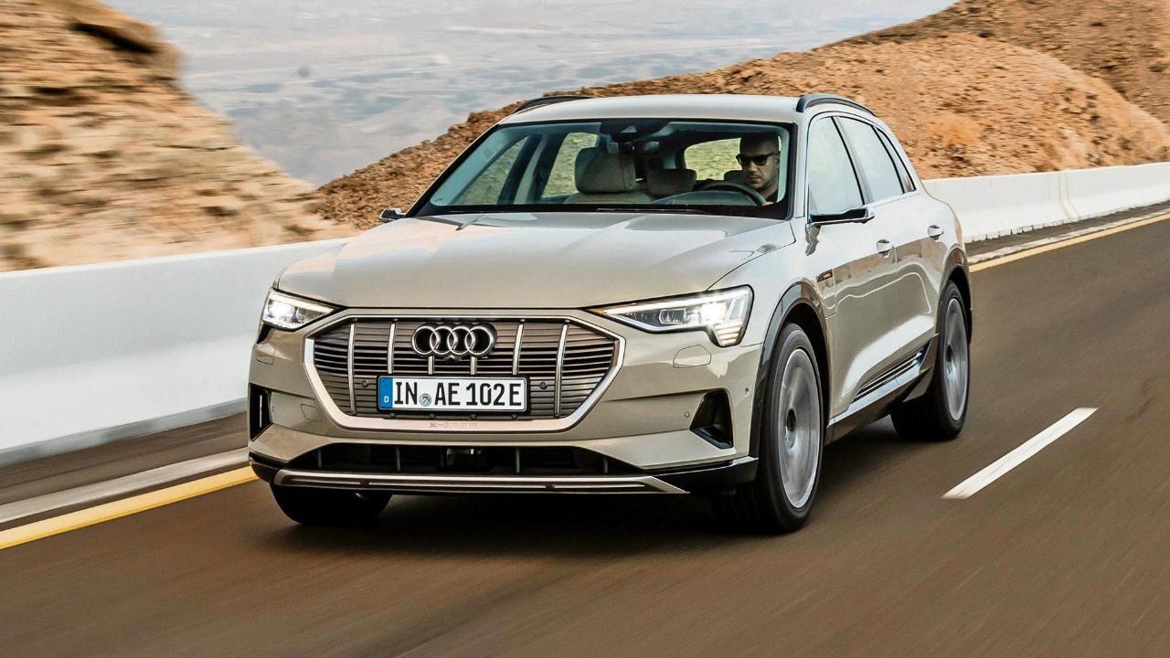 Testfahrt Im Audi E Tron Ist Das E Suv So Cool Wie Ein Tesla Audi Autos Und Gebrauchtwagen