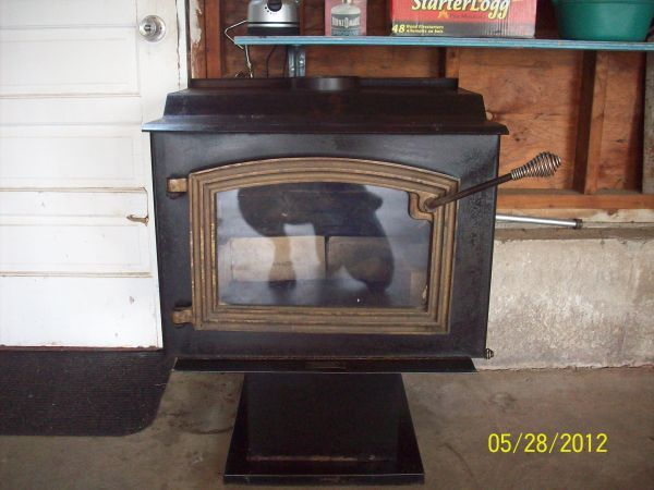 wood burning stove :craigslist: ct $125 - Wood Burning Stove :craigslist: Ct $125 House Wood Burning Stove