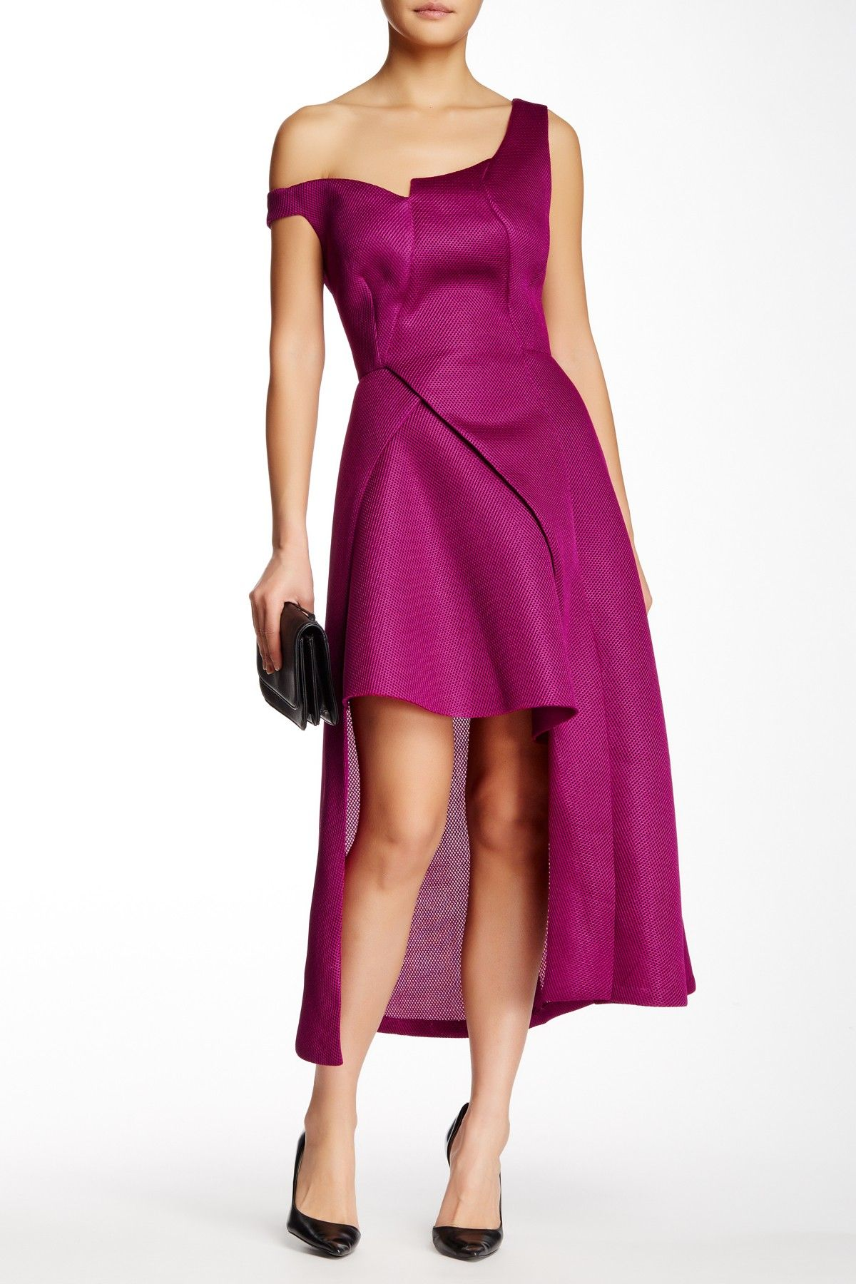 Off-the-Shoulder Dress by Issue New York on @HauteLook | Things I ...