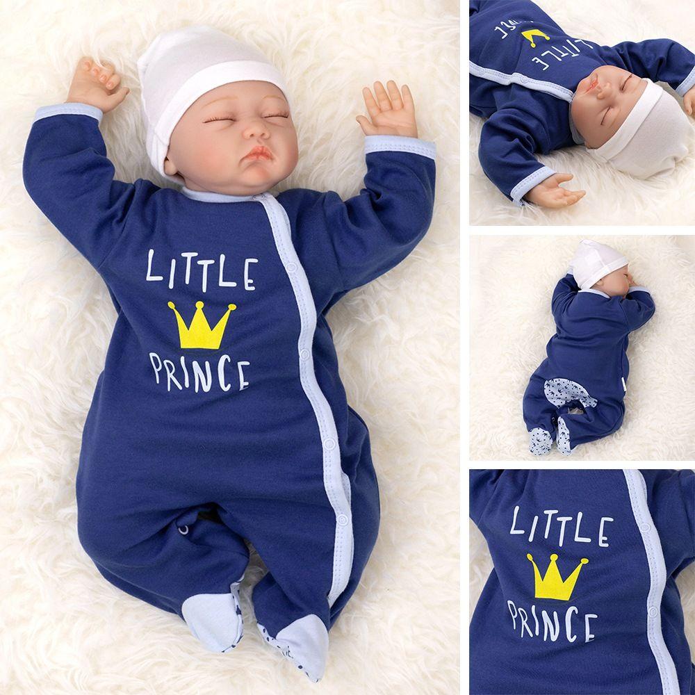 924774bf65 Baby Sweets Jungen Strampler Schlafanzug blau Little Prince   Strampler &  Overalls   Jungen   Baby