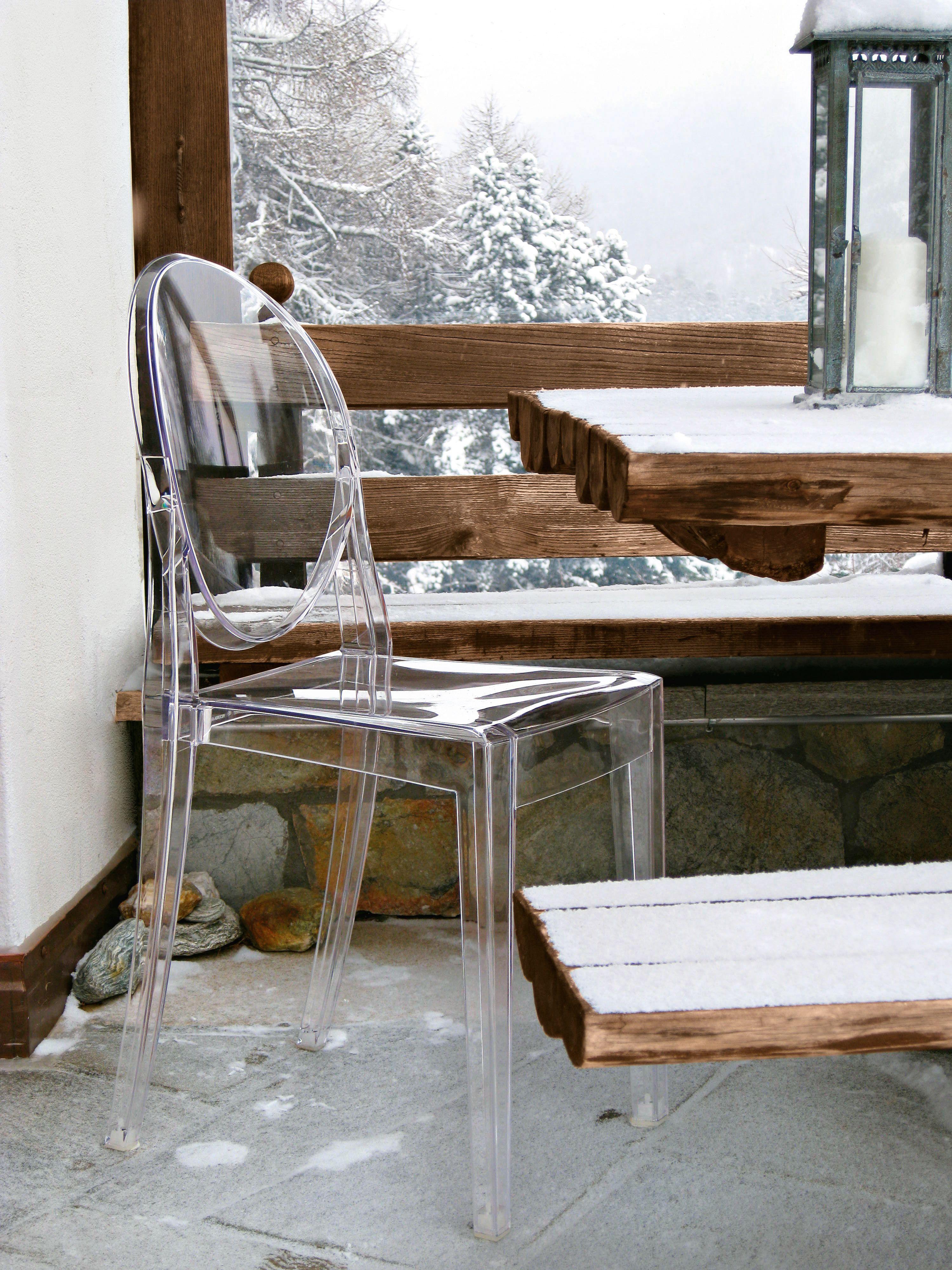Victoria Ghost Stuhl In 2020 Viktorianisches Design Philippe Starck Stuhle