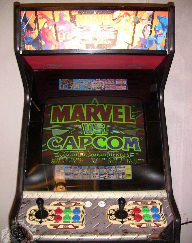 marvel vs capcom,arcade   it!   Pinterest   Marvel vs and Arcade