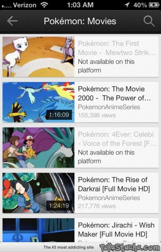 So I Just Found This Youtube Channel Called Pokemonanimeseries