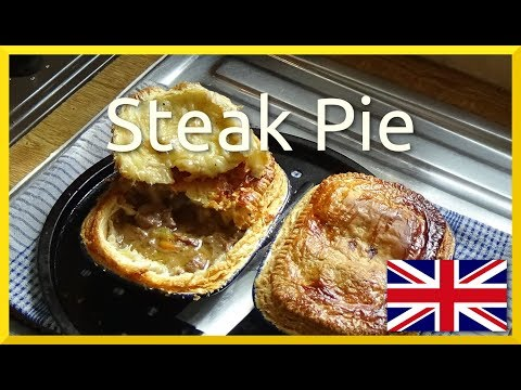 How to Bake British Steak Pie - YouTube in 2020 | Steak ...