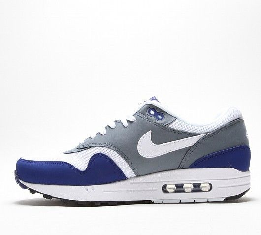 nike air max 1 bleu baskets