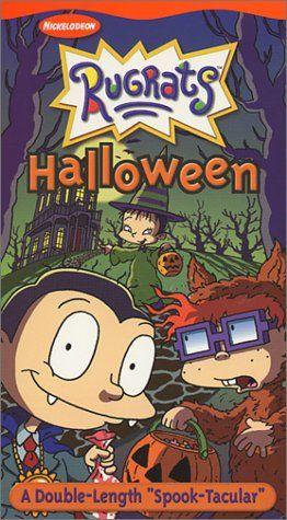 Rugrats Halloween Vhs Hasbro Http Www Amazon Com Dp