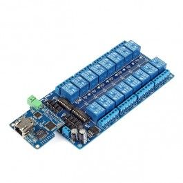 iMatic RJ45 Ethernet/Wi-Fi Control Board with integrated 16