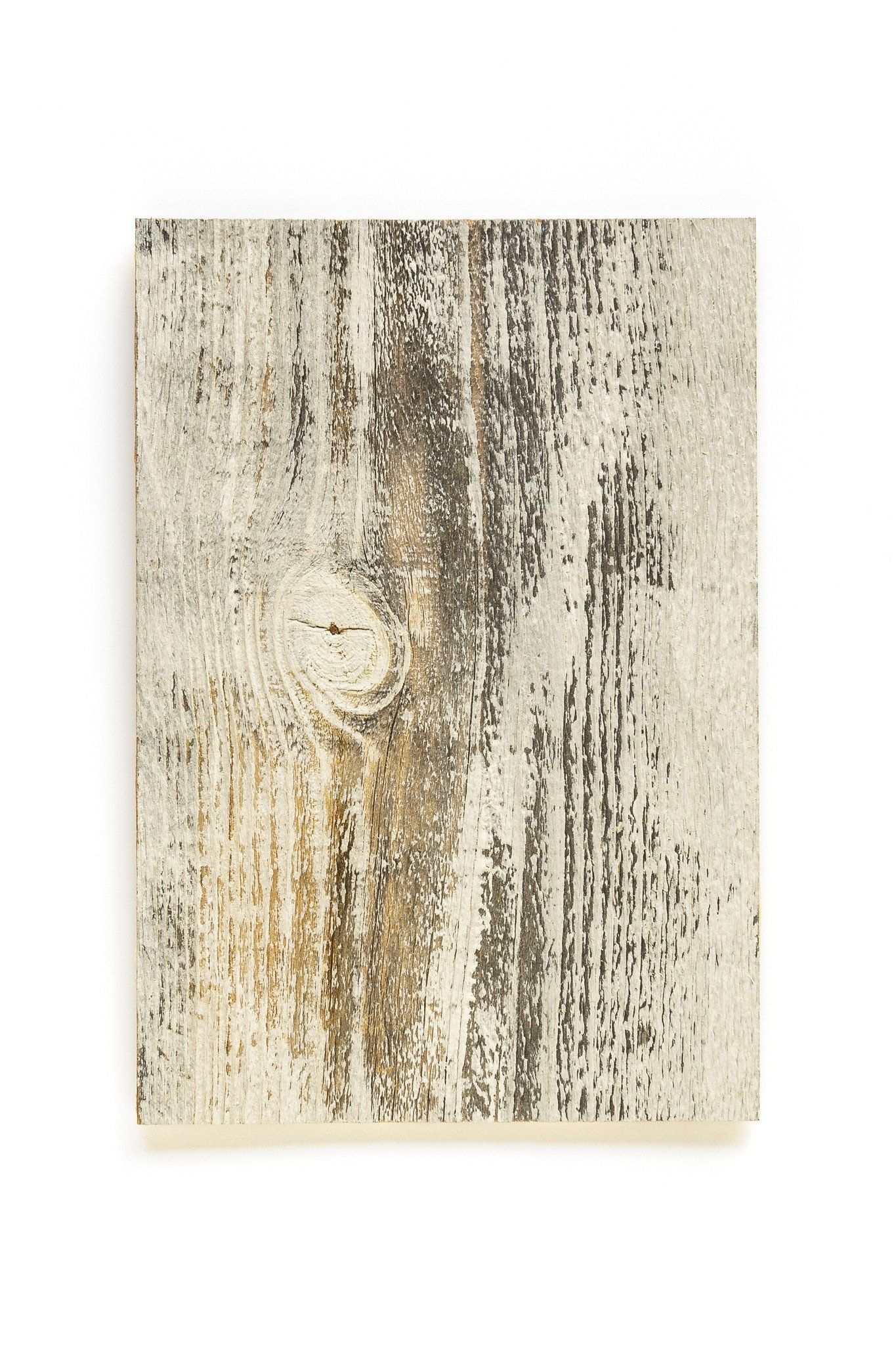 Reclaimed Gray Weathered Wood Plank Samples - Stikwood