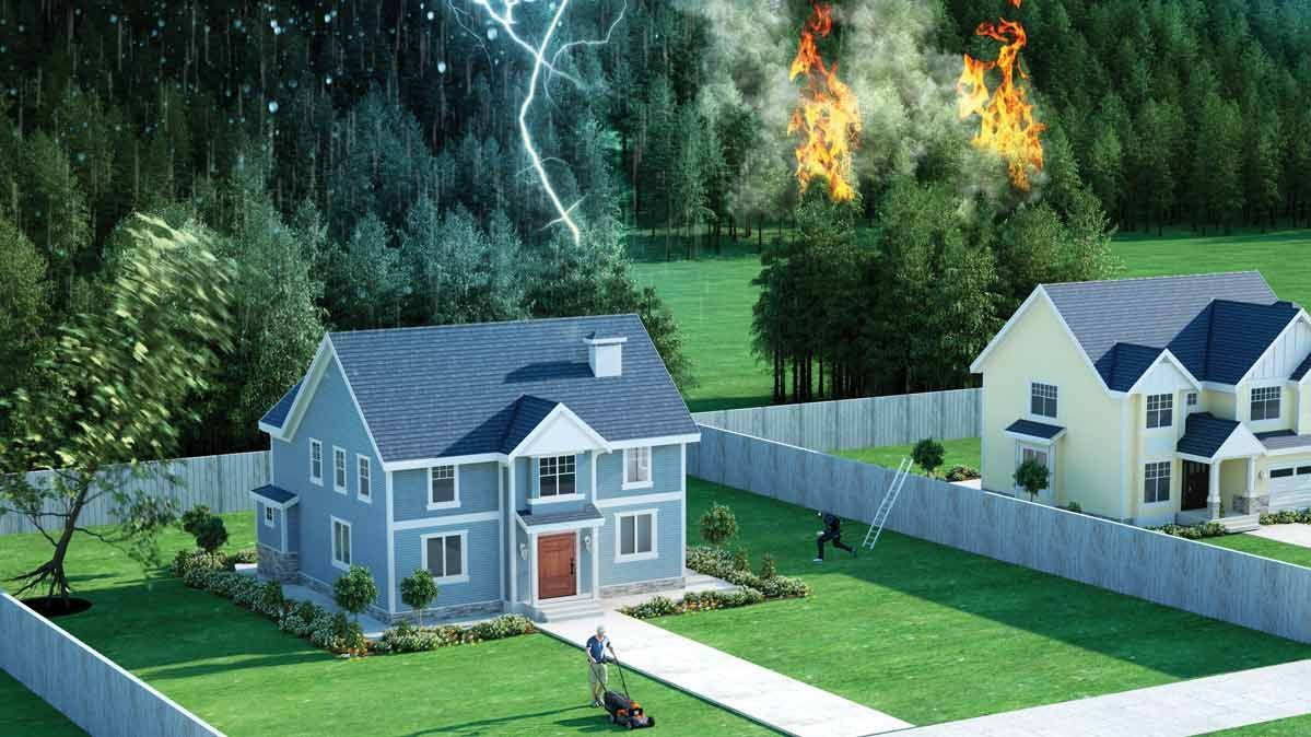 does homeowners insurance cover termites state farm