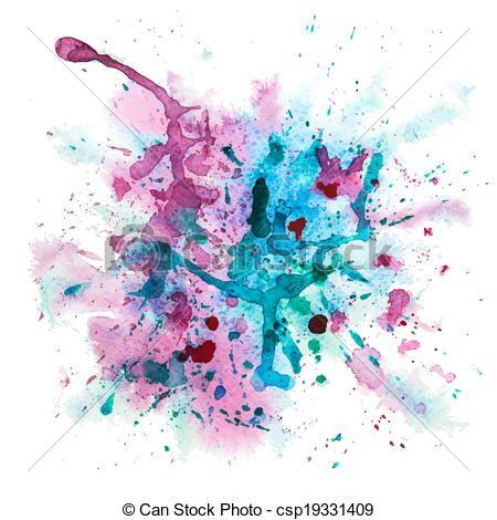 5xx Error Peinture Multicolore Tache De Couleur Couleur Peinture
